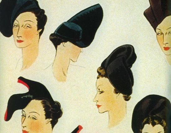 IMPORTANT HATS OF THE 20TH CENTURY